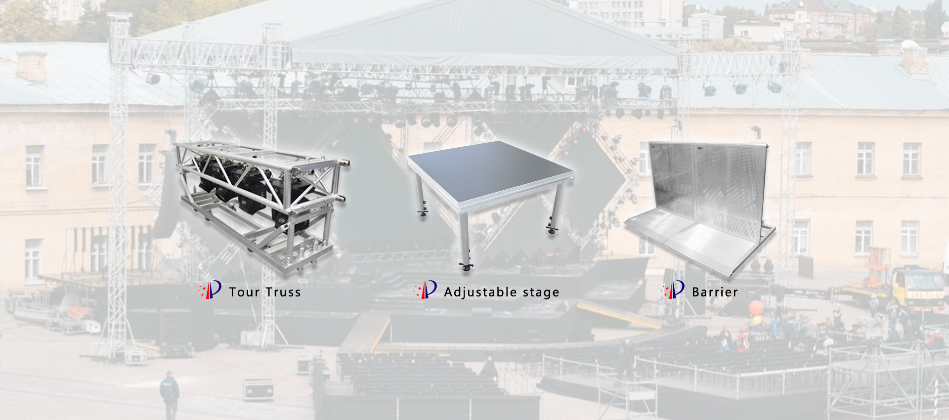 Shinestage Company Products