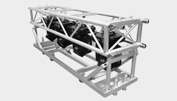 Catwalk Touring Truss