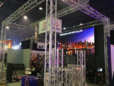Shinestage Success in 2018 Frankfurt Stage lighting and Sound Exhibition