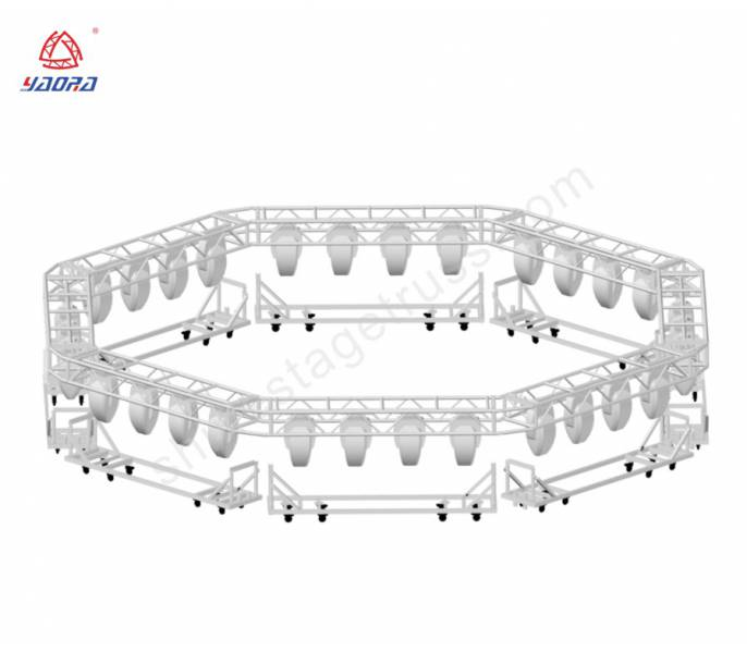 Aluminum Catwalk Touring Truss