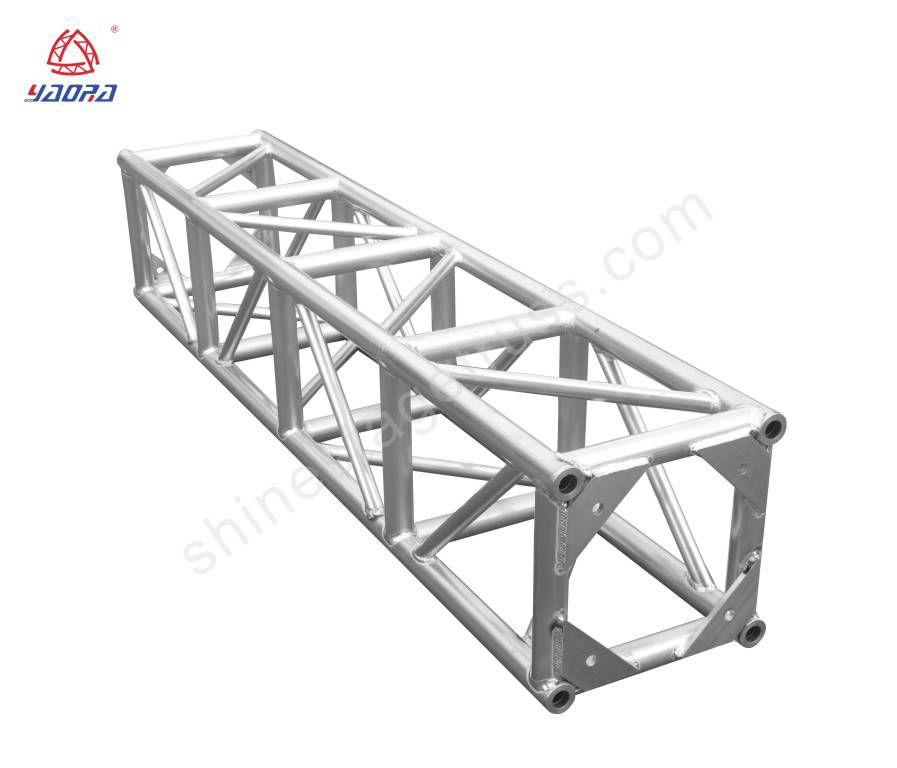 China Large Size Aluminum Bolt Square Event Truss