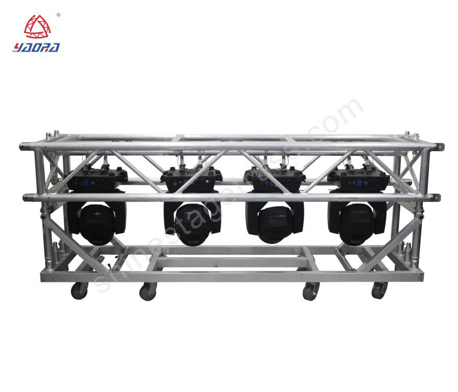 China Single Hange Aluminum Pre Rig Truss