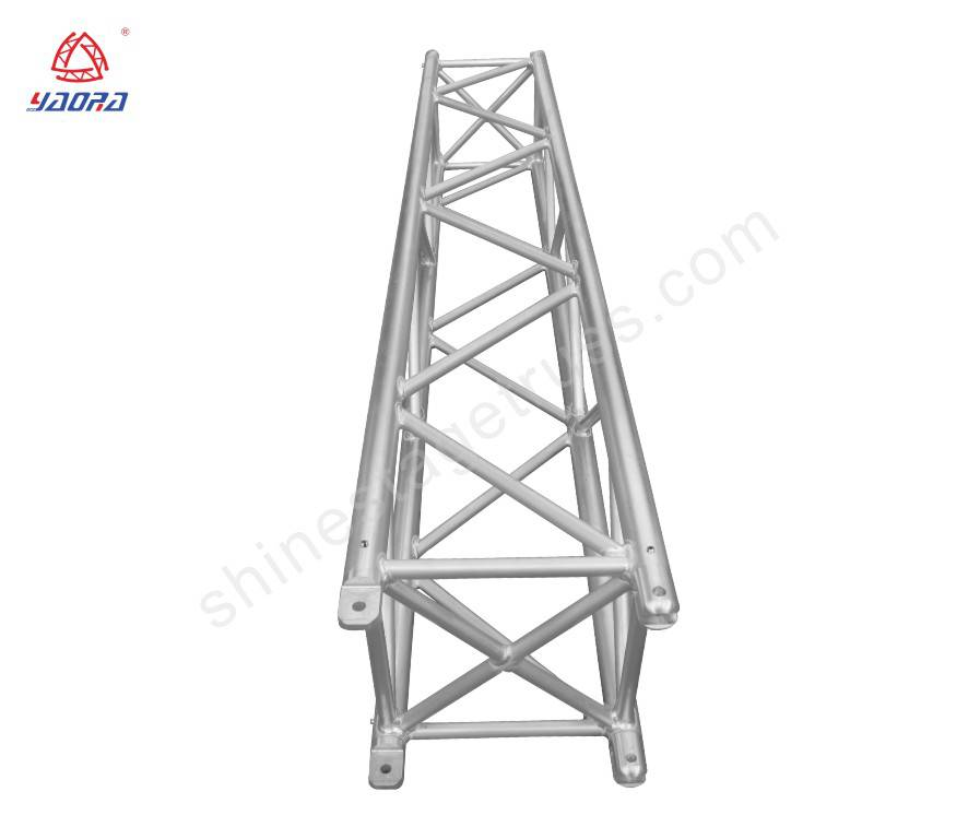 6.6ft Aluminum Fork Square Truss 390mm