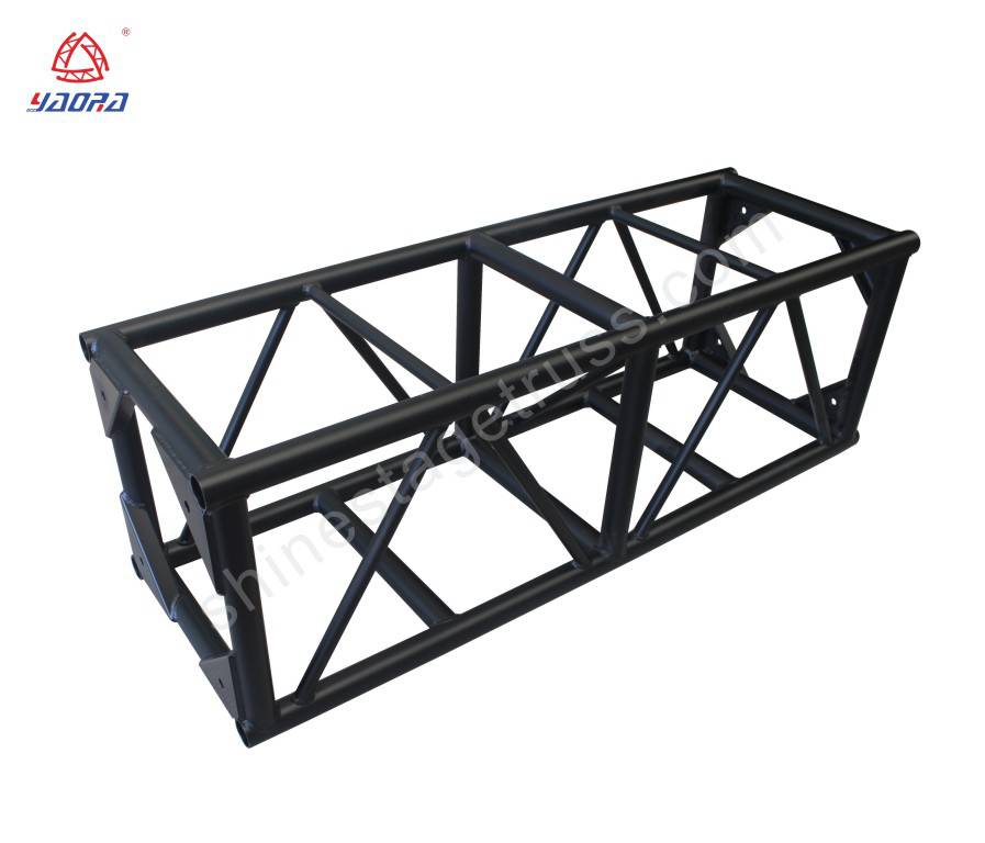 China Black Square Decorative Trusses