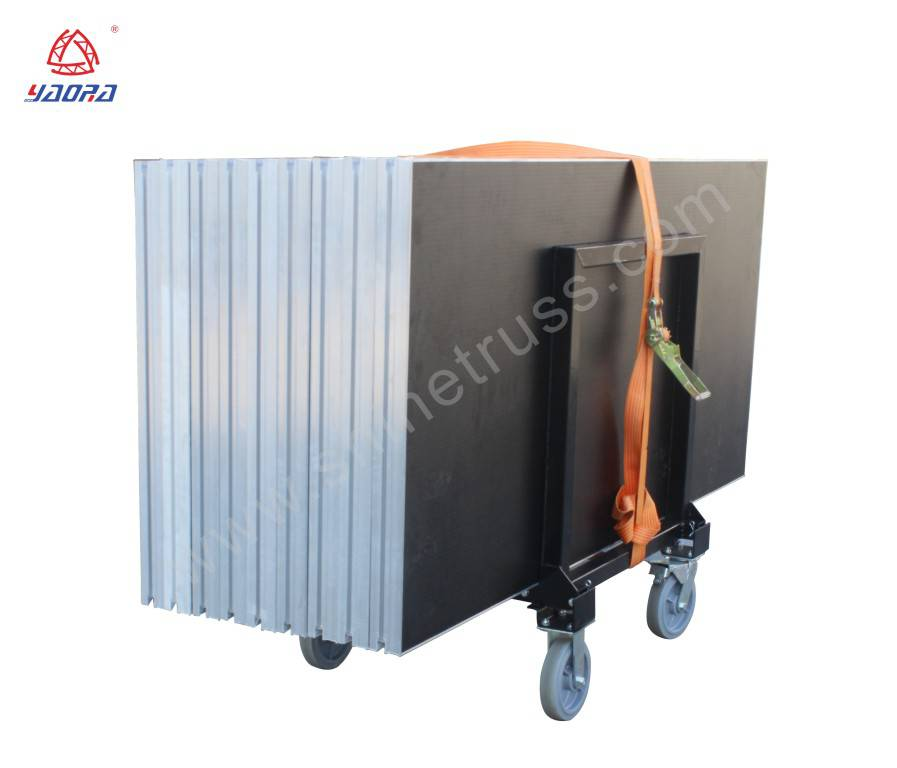 Heavy Load Capacity Mobile Layer Stage