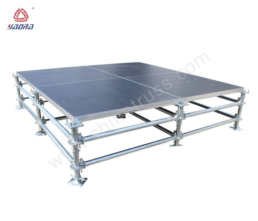 Aluminum Outdoor Layer Stage Platform