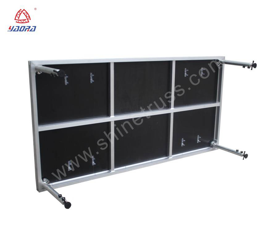 Small Portable Quick Stage Platform 1.22*2.44M